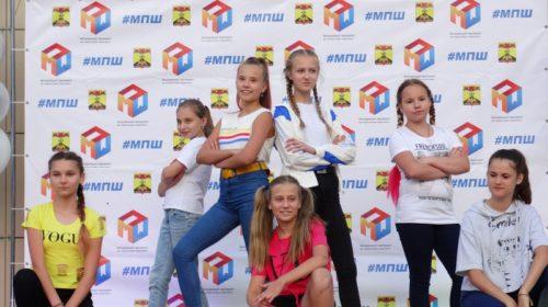 В поселке Красина г.Шахты отметили День молодежи