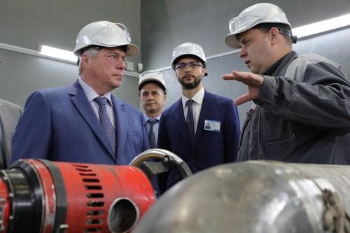В городе Волгодонск реализуют проект «Эффективный муниципалитет»