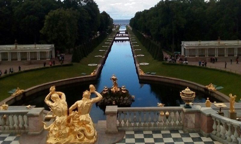 Путешествие в Санкт–Петербург, или Город мечты