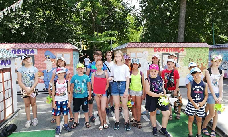 Где шахтинские школьники могут провести летние каникулы?