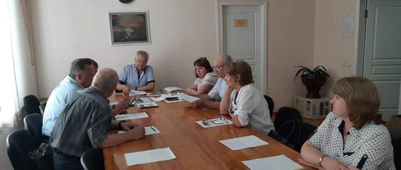 Прошло расширенное заседание общественного совета при правительстве Ростовской области