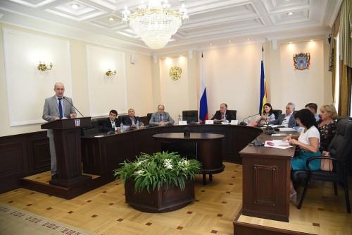 На Дону состоялось общественное обсуждение будущего закона «Об инициативном бюджетировании в Ростовской области»