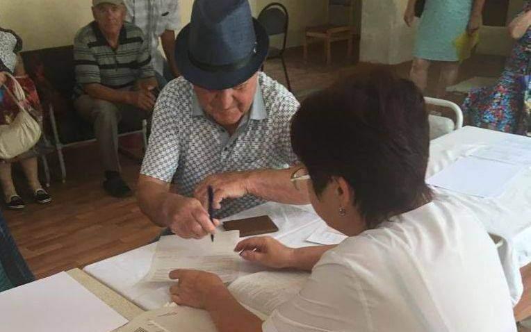 В Сальском районе начался профосмотр жителей старше 65 лет