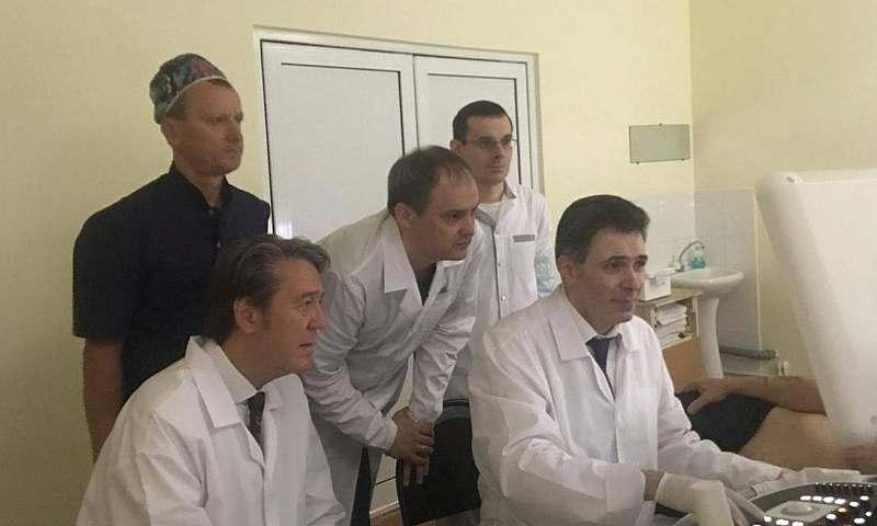Новые мировые разработки будут внедряться в больницах Ростовской области