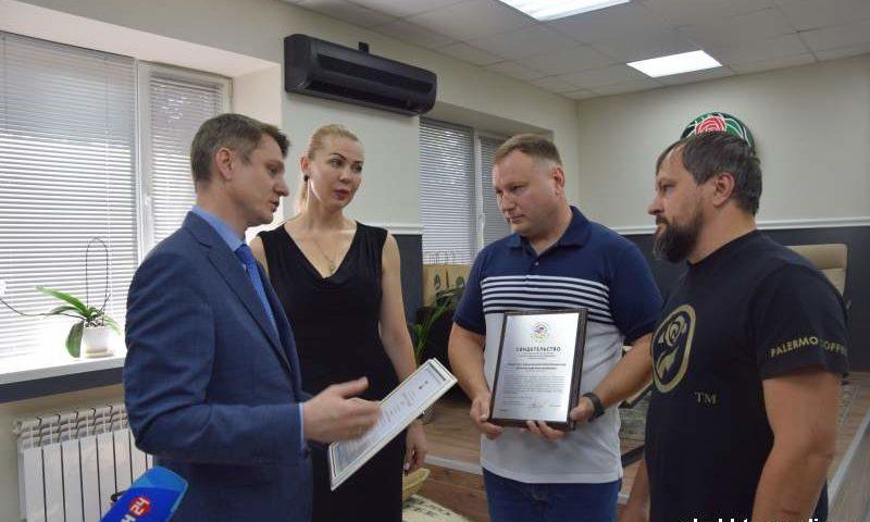 «Аютинский хлеб» и «Донская кофейная компания» получили сертификаты «Сделано на Дону»