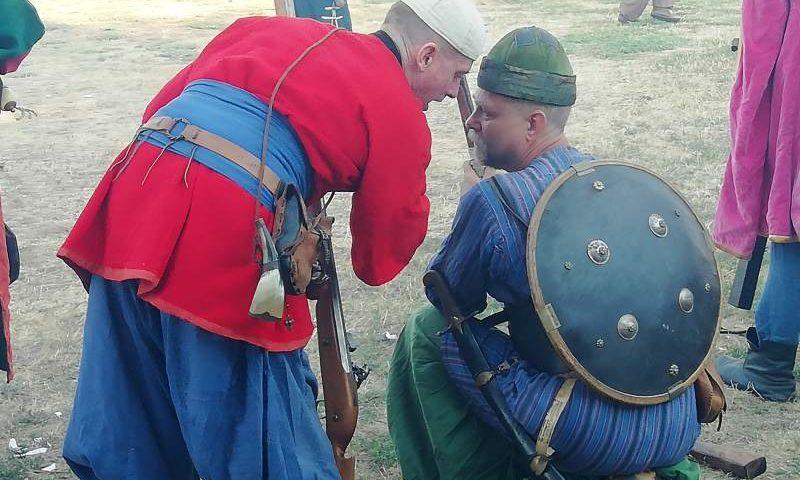 На Дону завершился XV фестиваль военно-исторических клубов «Осада Азова 1641 года»