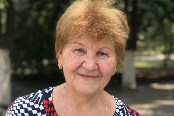 Галина ЛЫСКОВА, пенсионерка: