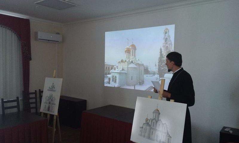 Комиссией Донской митрополии рассмотрены эскизные проекты храмов и церковных сооружений Ростовской области