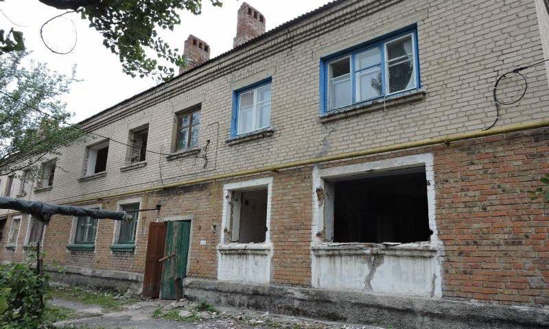 23 аварийных дома будет снесено в Шахтах