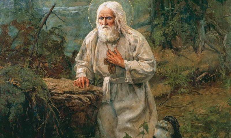 Первый на донской земле памятник Серафиму Саровскому открылся в Ростове-на-Дону