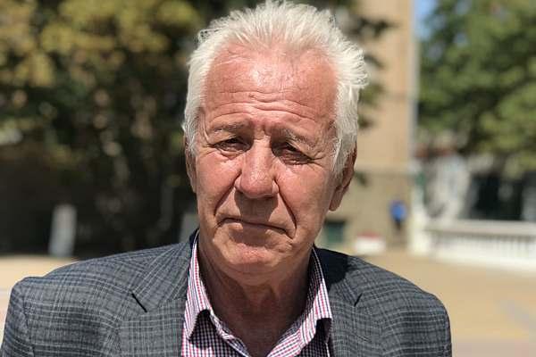 Николай СУШКОВ, пенсионер:
