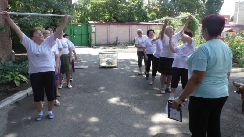 В ЦСО-1  г. Шахты отметили День физкультурника