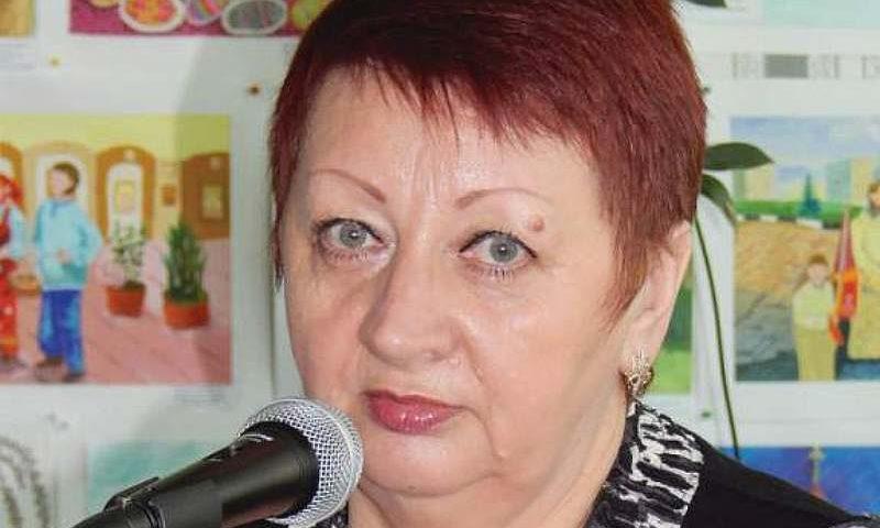 Человек-праздник – Татьяна Листопадова, библиотекарь отдела массовой работы ЦГБ им. А.С.Пушкина