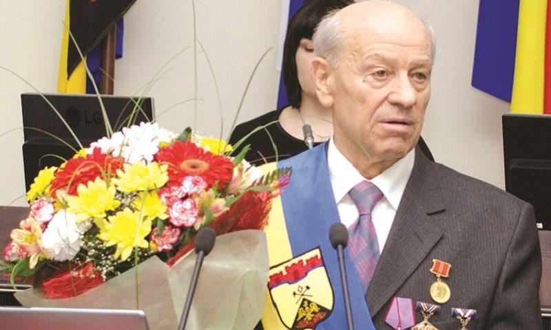 Почетный гражданин города Шахты Владимир Петренко прошел трудовой путь от электрослесаря до руководителя