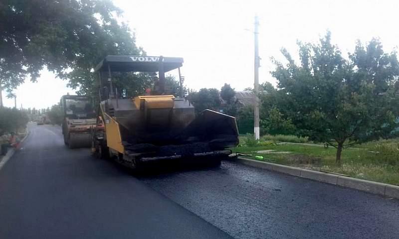 По нацпроекту отремонтируют 63 километра муниципальных дорог