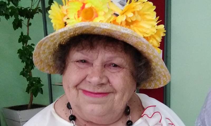 Активистка НКО «Мы вместе» Любовь Дородникова отметила свое 80-летие