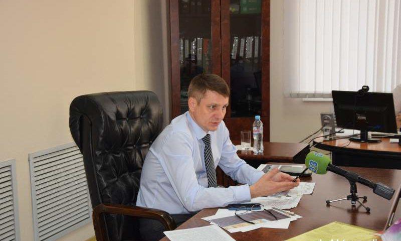 Глава администрации г. Шахты провел прием граждан