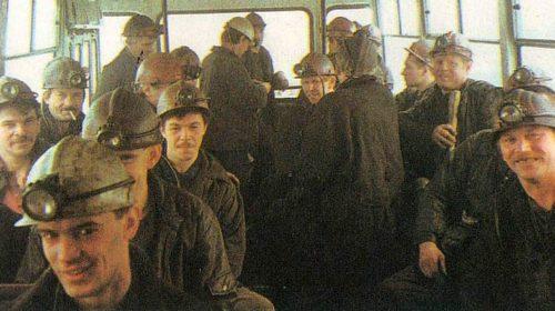 Проект «Былое»: героям-шахтерам почет и уважение во все времена