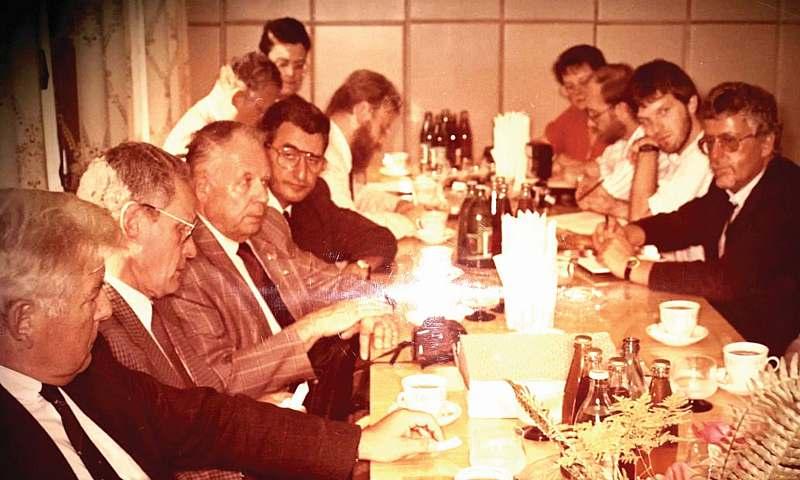 В этом году исполняется 30 лет партнерским отношениям между Шахтами и Гельзенкирхеном