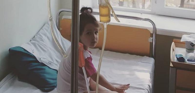 Трехлетней Алисе Гринченко срочно нужна ваша помощь!