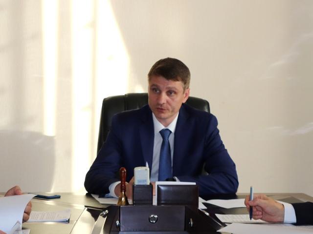 Глава администрации г. Шахты Андрей Ковалев подвел итоги недели