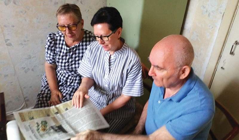 Проект «Былое» вызывает отклики читателей «Шахтинских известий»