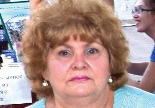 Валентина СУХОВА, председатель ШГО РОО Всероссийское общество инвалидов: