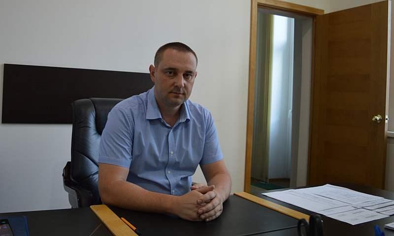Юрий Пущеленко назначен заместителем начальника Управления МВД России по г. Шахты – начальником полиции