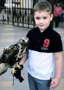 Амир Ашуралиев, 6,5 лет