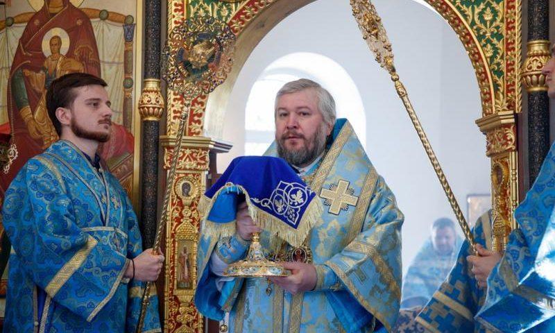 Епископ Шахтинский и Миллеровский Симон принял участие во встречи выпускников Саратовской духовной семинарии
