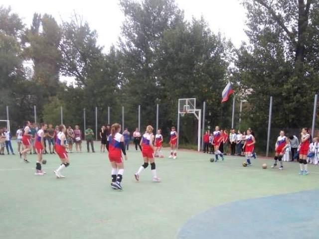 День открытых дверей прошел в Спортивной школе №1 г. Шахты