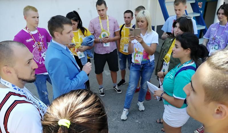 Шахтинцы принимают участие в форуме «Ростов»