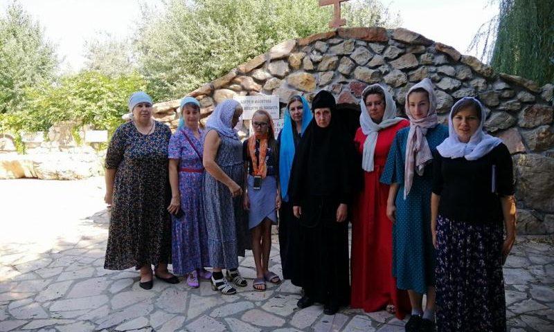 Паломническим отделом Шахтинской епархии проведена поездка по святым местам Краснодарского края