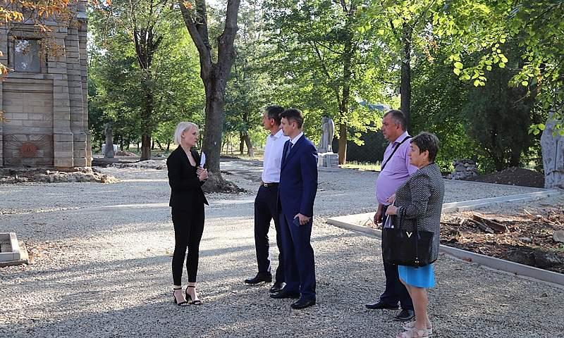 Обсуждены вопросы деятельности предприятий МУП «Александровский парк» г. Шахты