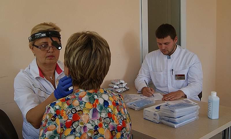 16-20 сентября в Ростовском онкоинституте пройдет бесплатная акция по выявлению опухолей головы и шеи