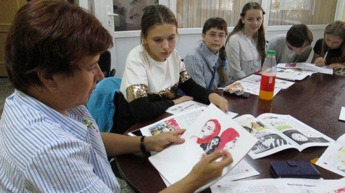 Первый в новом учебном году редсовет детской газеты  «ШАНС» прошел в «Шахтинских известиях»