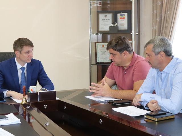 В артемовском районе г. Шахты  планируется строительство многоквартирных домов