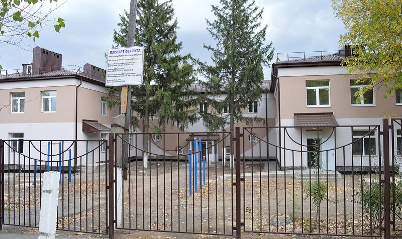 В школе № 15 г. Шахты ремонт близится к завершению