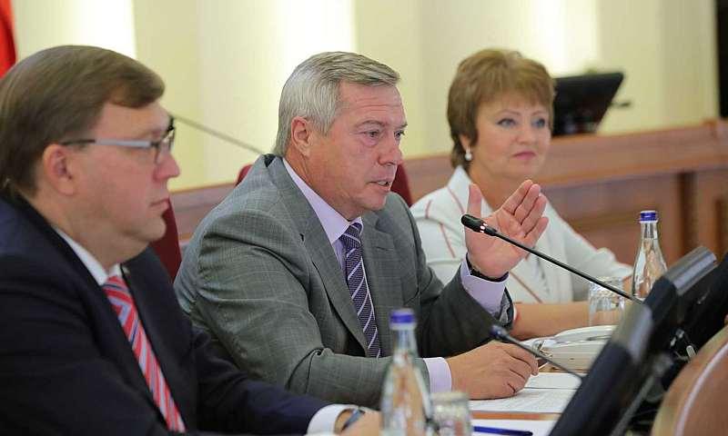 Донской регион готов рассмотреть предложения о том, чтобы некоторую часть налогов передать муниципалитетам
