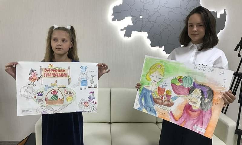 По итогам Всероссийского конкурса «Здоровое питание – активное долголетие» второе место заняли донские школьники