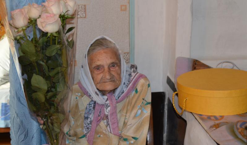 Более ста долгожителей зарегистрировано на Дону