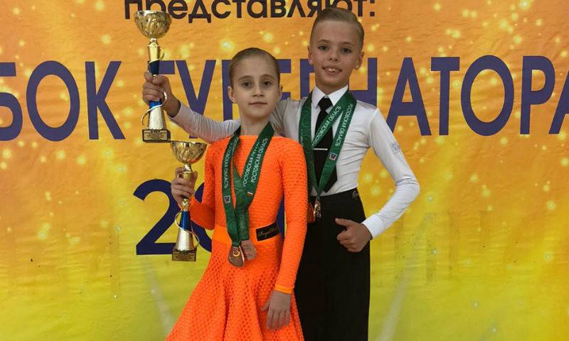 Шахтинцы стали  призерами первенства Ростовской области по спортивным танцам