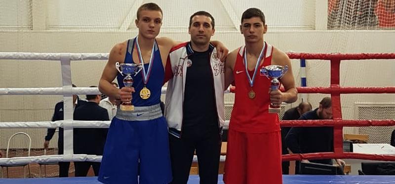Три шахтинских боксера поборются на Всероссийских соревнованиях, чтобы попасть в сборную России