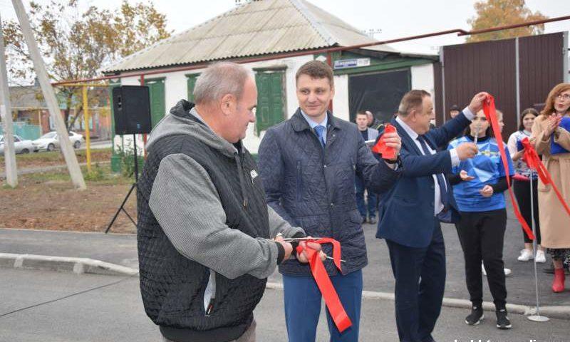 В Шахтах после  капитального  ремонта открыта дорога по переулку Плеханова
