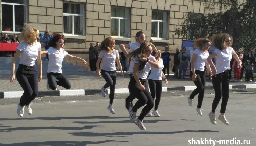 В Шахтах прошел спортивный фестиваль «Золотая осень»