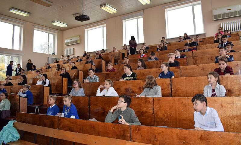 Региональный этап Открытой Всероссийской интеллектуальной олимпиады школьников «Наше наследие» прошел в г. Шахты