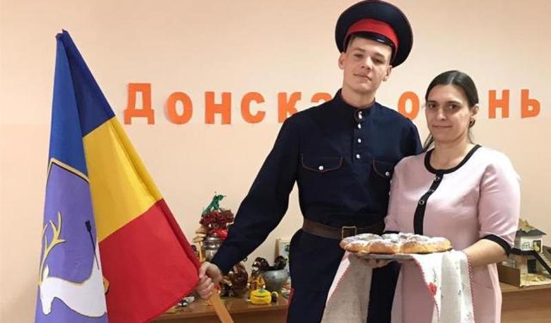 Школа №14 представила опыт работы по возрождению казачьих традиций