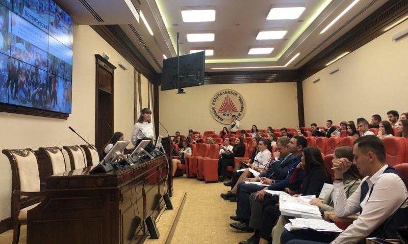 В Ростовской области завершился этап Национальной премии «Студент года-2019»