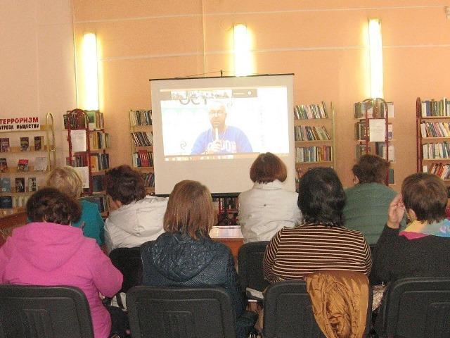 В Шахтах прошла онлайн-встреча с писателем Сергеем Бубновским