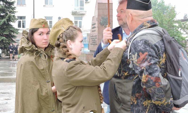 Более 120 тысяч молодых дончан приняли участие в патриотических акциях